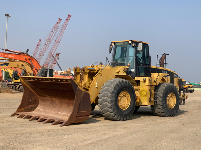 Caterpillar-980G-Wheel-Loader